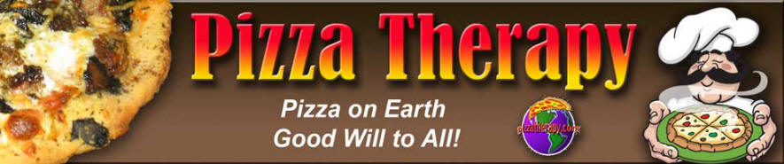 Pizza Therapy's Best Pizza in the World!