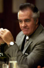 Tony Sirico loves his mom's gravy and meatballs.